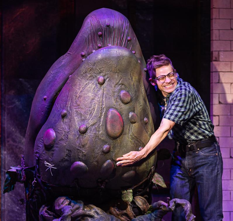 ANDREW KEENAN BOLGER, Little Shop of Horrors