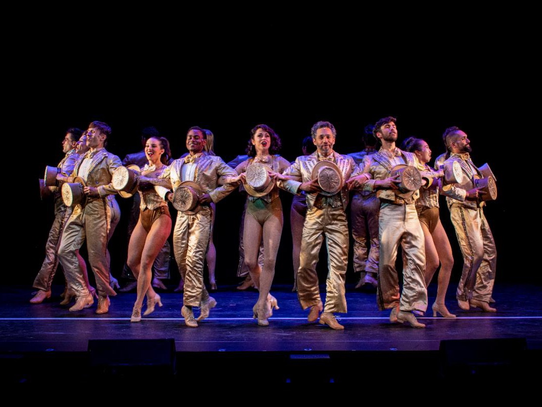 A Chorus Line, Costume Design by Molly Walz
