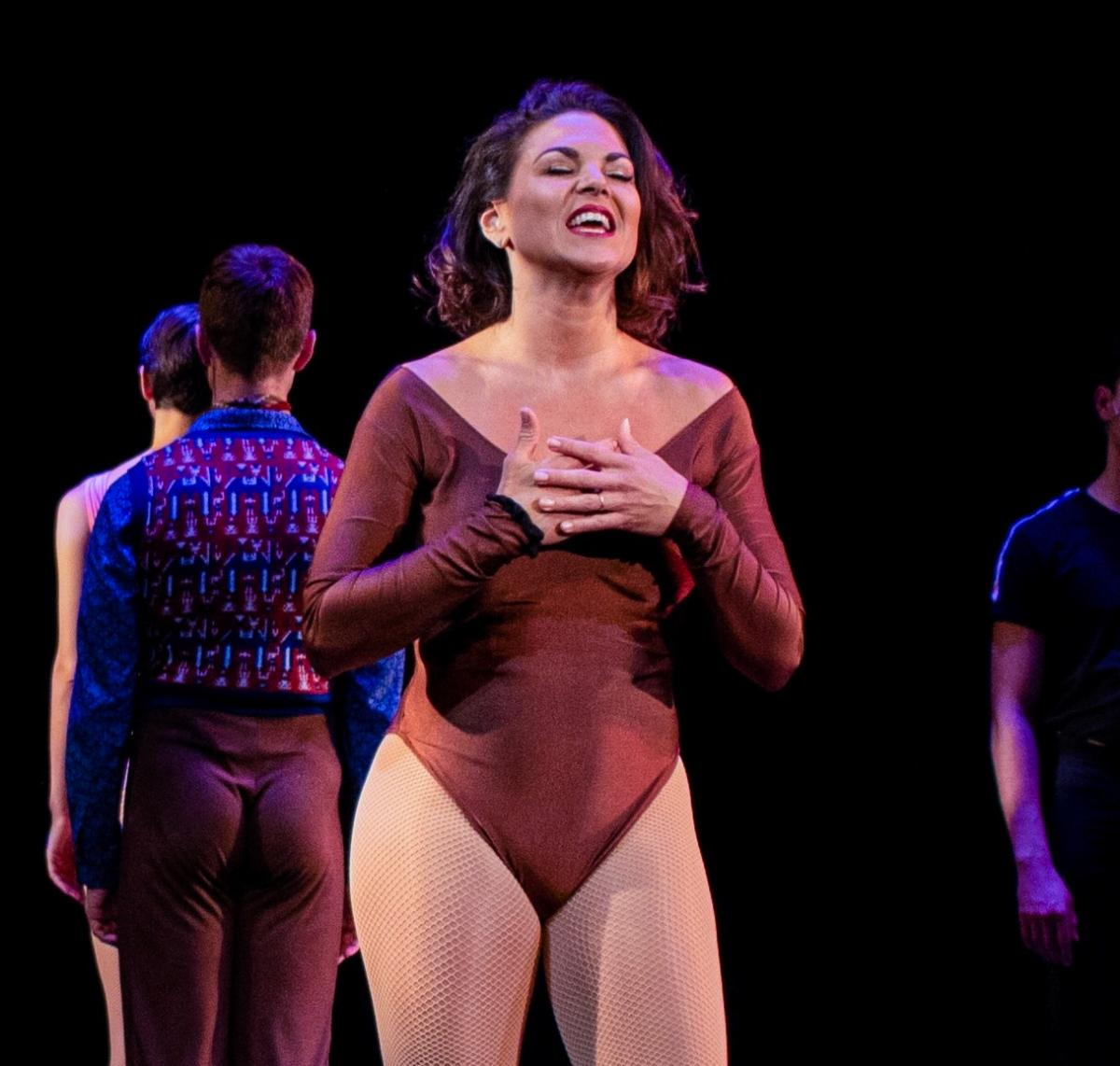 TRACY JAI EDWARDS, A Chorus Line