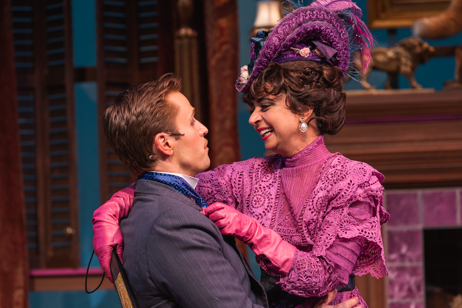 The Importance of Being Earnest, Costume Design by Sky Switzer